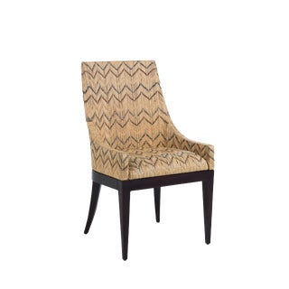 Mori Rattan and Wood Dining Chair