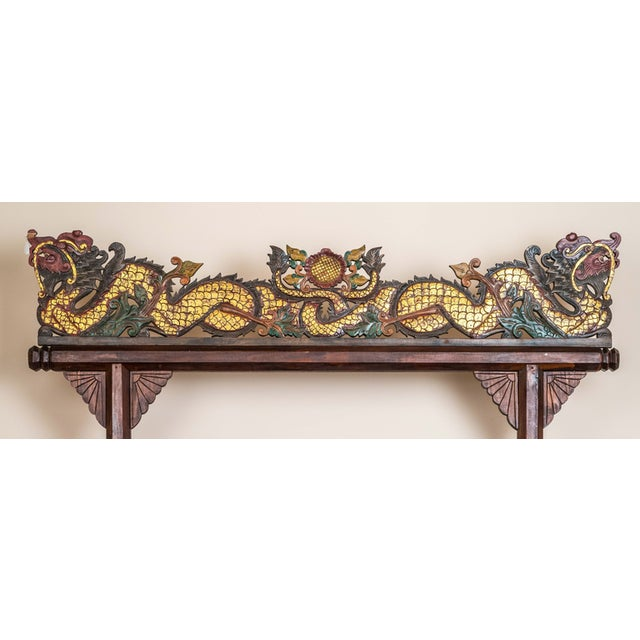 The garment rack is an unique piece of furniture used by the Chinese nobleman and noblewoman. Typically placed in a...