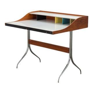 1950s George Nelson Swag Leg Writing Desk