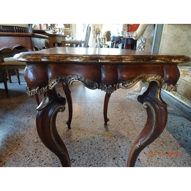 19th Century Portuguese Side Table For Sale - Image 9 of 10