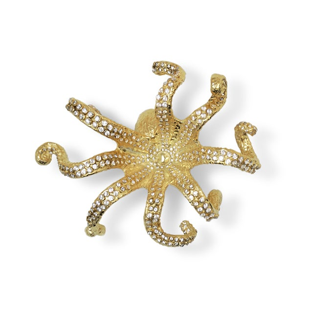 Contemporary Octo Le4009 Drawer Handle From Covet For Sale - Image 3 of 3