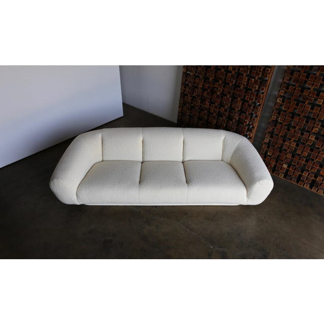 Mid-Century Modern Preview Furniture Company Sofa Circa 1975 For Sale - Image 3 of 13