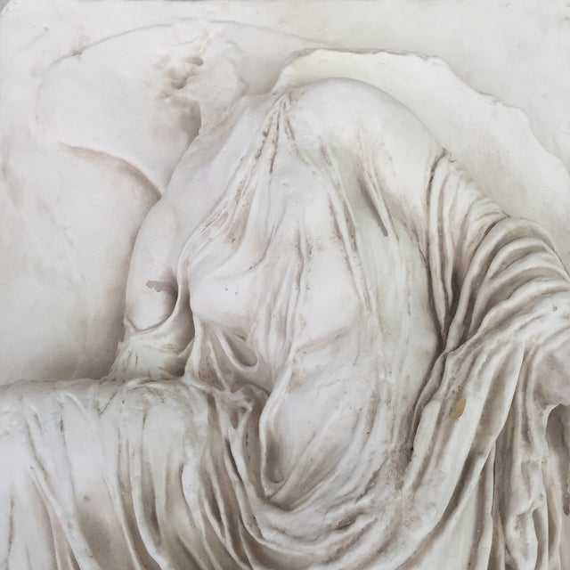 Neoclassical White Venus Relief - Image 5 of 5