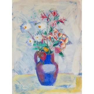 Figurative Drawing, French Bouquet For Sale