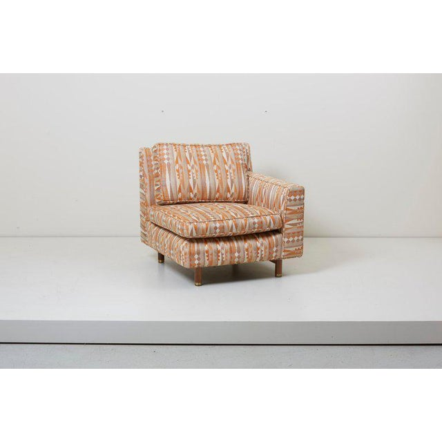 Huge Sectional Sofa by Edward Wormley for Dunbar (Upholstery Needed) For Sale - Image 10 of 13