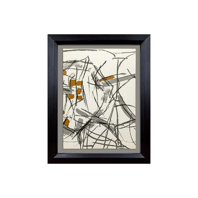 Jean-Paul Riopelle Original Lithograph - Image 3 of 3