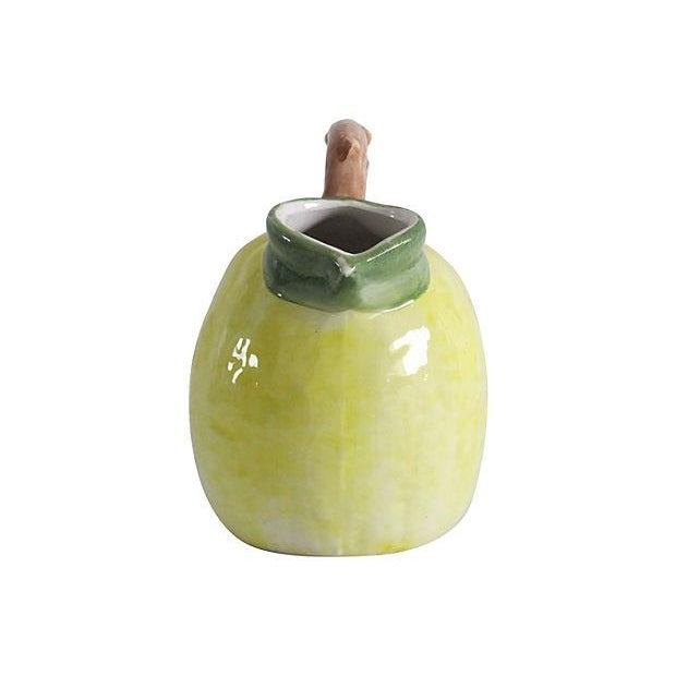 Italian Lemon Carafe - Image 3 of 4