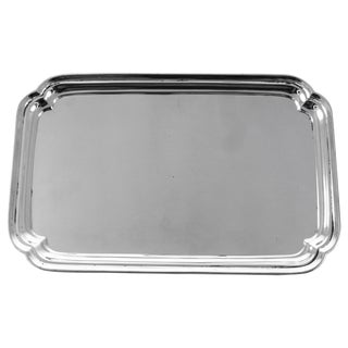 Sterling Salver by James Robinson For Sale