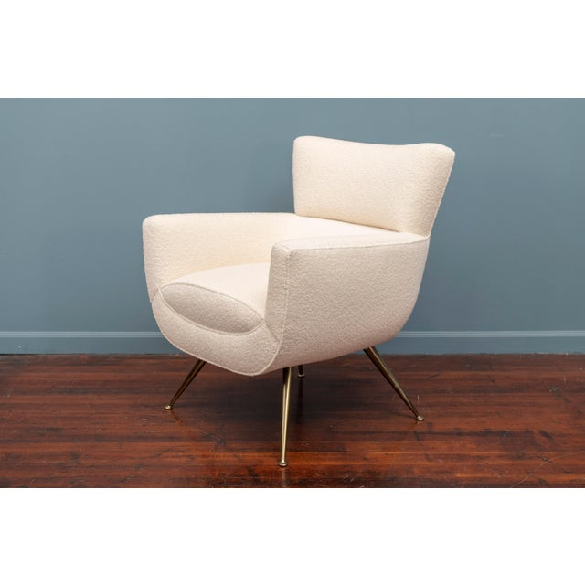 Mid-Century Modern Mid-Century Modern Lounge Chair by Henry Glass For Sale - Image 3 of 9