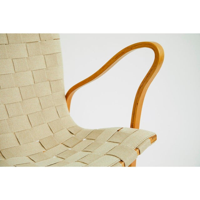 1940s Torparen Easy Chair by Gustaf Axel Berg For Sale - Image 5 of 6