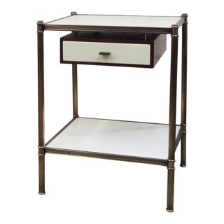 Cole Porter Side Table For Sale