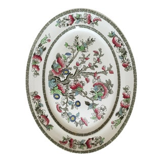 Johnson Bros. England Indian Tree Platter