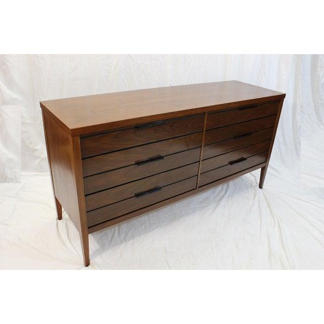 Mid Century Modern Lane Credenza Dresser - Image 7 of 8