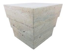 Image of Tan Pedestals and Columns