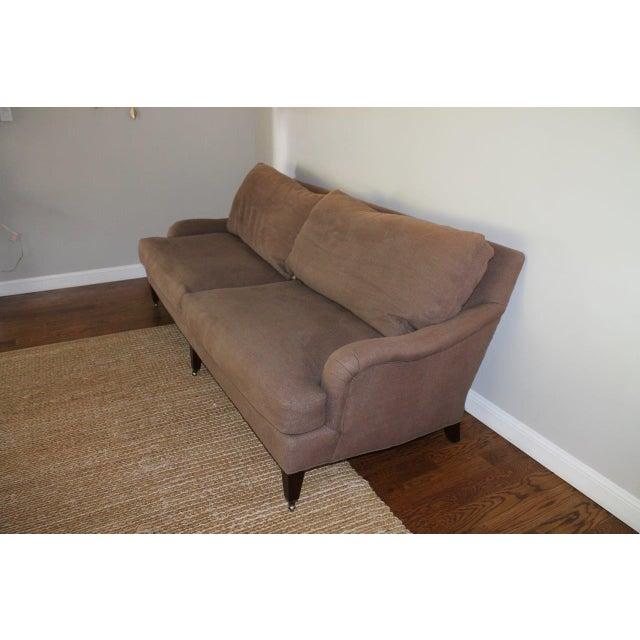 Crate & Barrel Crate & Barrel Essex Sofa For Sale - Image 4 of 5