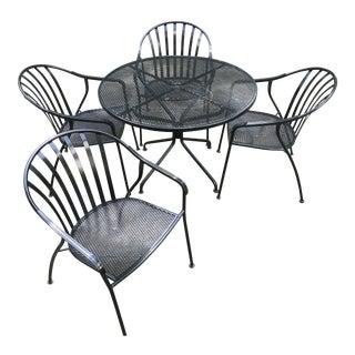 Salterini Patio Lounge Set
