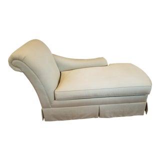 Ethan Allen Custom Made Chaise