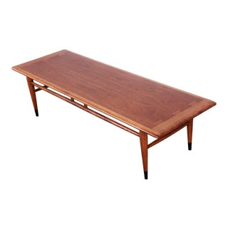 Lane Acclaim Mid-Century Modern Coffee Table For Sale