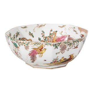 English Royal Crown Derby Bowl