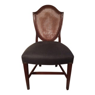 Four Mahogany Dining Chairs by John Hall