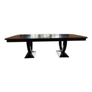 Transitional Swaim Dining Table For Sale