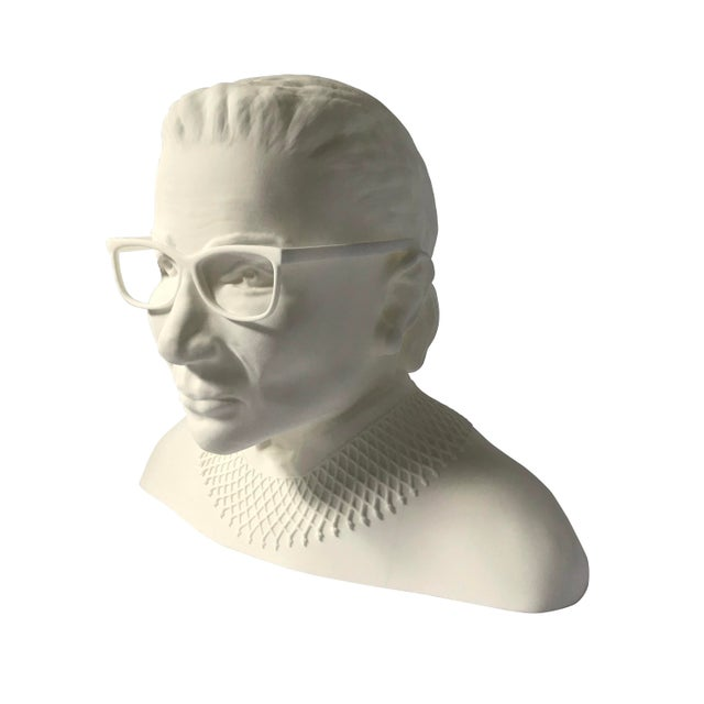 Ruth Bader Ginsberg Bust For Sale - Image 11 of 11