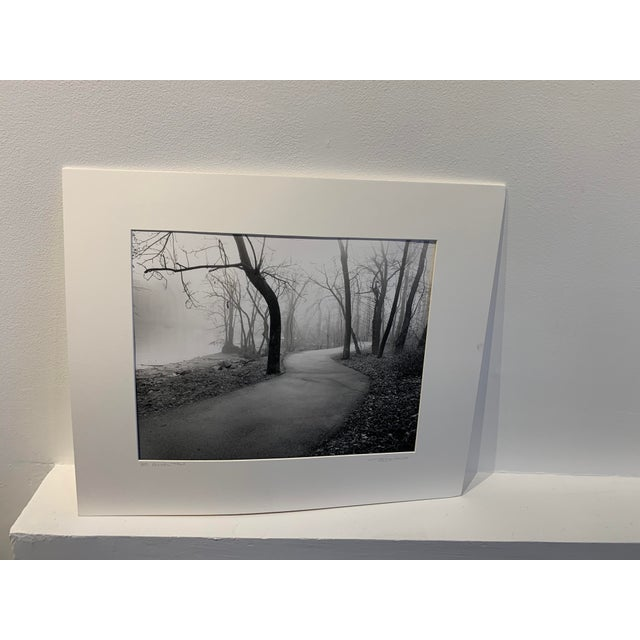 Dede Faller Black and White Landscape Photograph For Sale In Chicago - Image 6 of 6