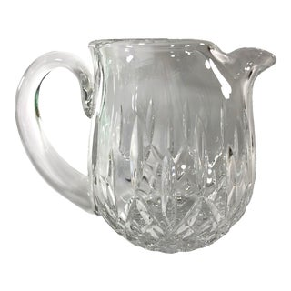 Waterford Lismore Ice Lip Pitcher For Sale