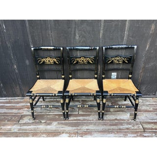 Hitchcock Chairs - Set of 3 Preview