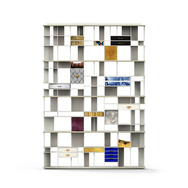 Contemporary Coleccionista Bookshelf From Covet Paris For Sale - Image 3 of 3