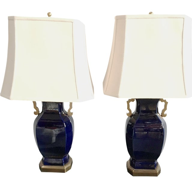 Paul Hansen Table Lamps - A Pair - Image 1 of 5