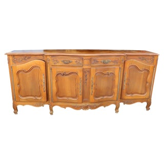 Country French Wooden Sideboard