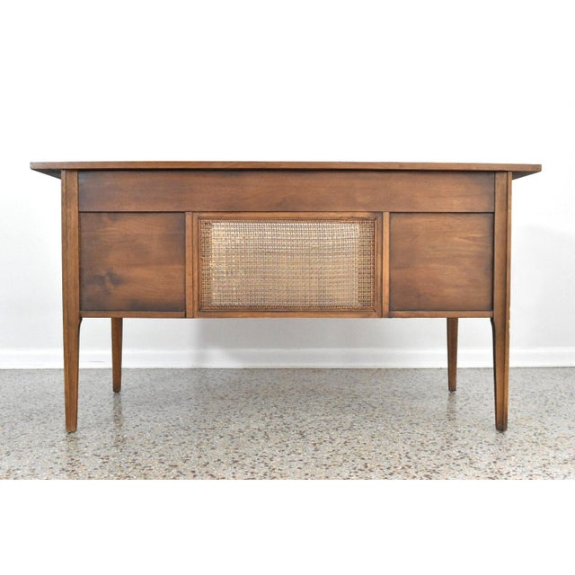 Mid-Century Modern Broyhill Brasilia Desk - Image 3 of 9