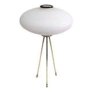 1950s Italian Tripod Table Lamp For Sale