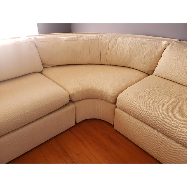 Milo Baughman for Thayer Coggin Sectional Sofa For Sale In Philadelphia - Image 6 of 13