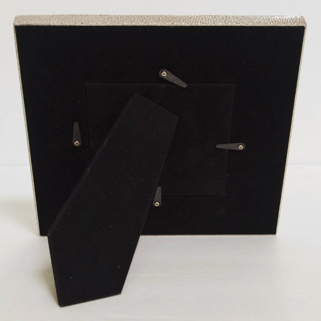 Shagreen and Horn Photo Frame by Fabio Ltd For Sale In Palm Springs - Image 6 of 6