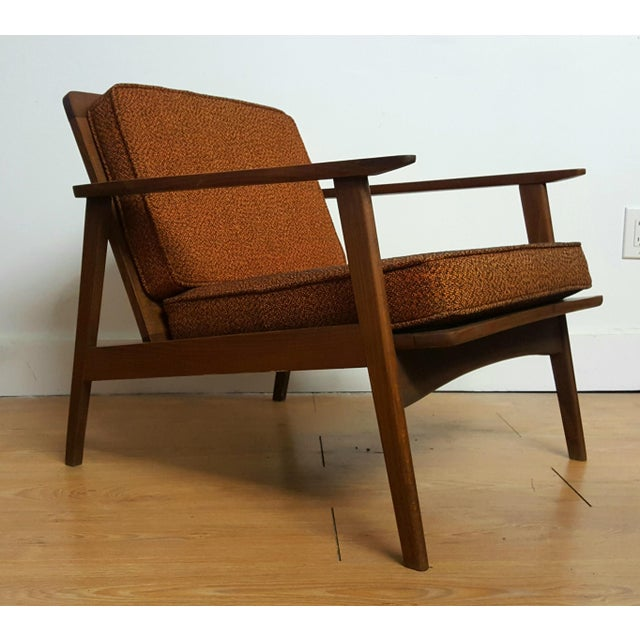 Adrian Pearsall Craft Associates Modern Lounge Chair - Image 2 of 6