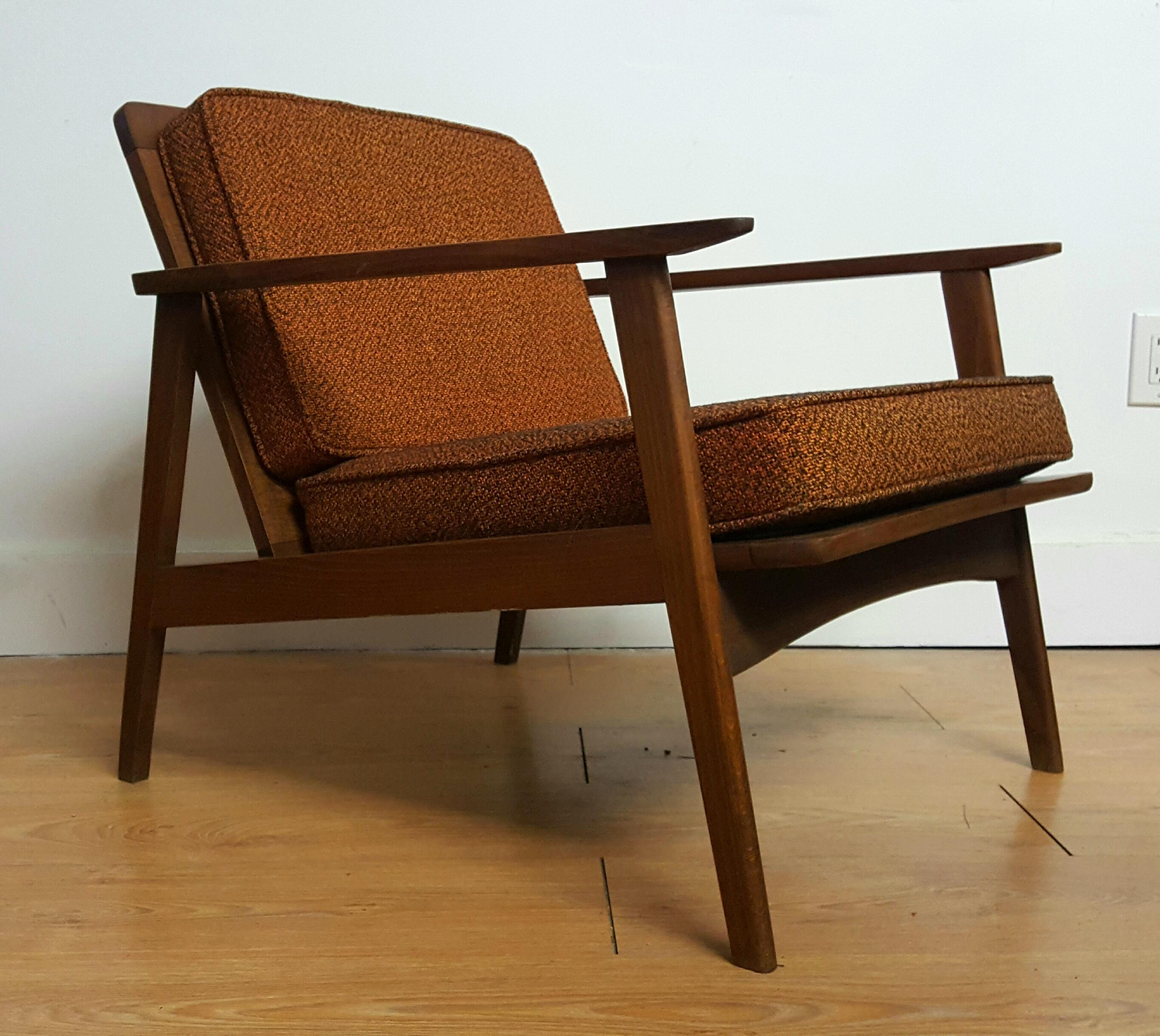 Adrian Pearsall Craft Associates Modern Lounge Chair   Image 2 Of 6