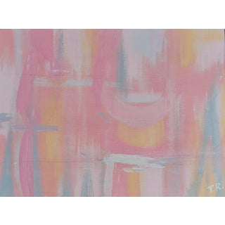 """""""A New York Summer"""" Abstract Painting For Sale"""