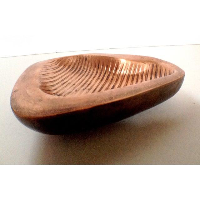 Ben Seibel Copper Biomorphic Catch All - Image 2 of 4