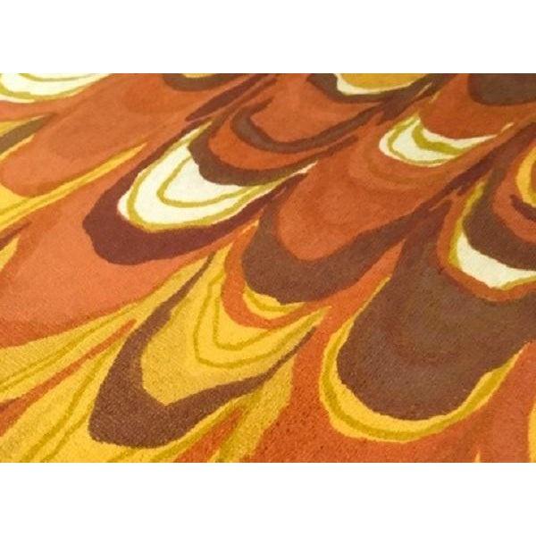 1960s 196 Aurora Velvet Fabric by Jack Lenor Larsen - 30 Yards For Sale - Image 5 of 8