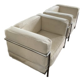 Image of Le Corbusier Accent Chairs