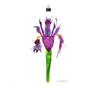 Premium Giclee Print Of Botanical Iris For Sale
