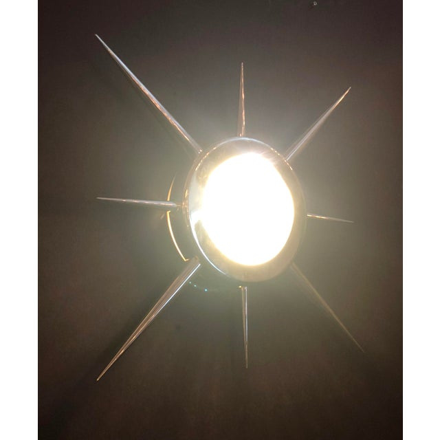 Fabio Ltd Star Flush Mount / Sconce by Fabio Ltd (2 Available) For Sale - Image 4 of 9