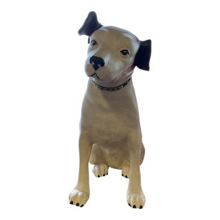 1950s Nipper RCA Display Dog For Sale