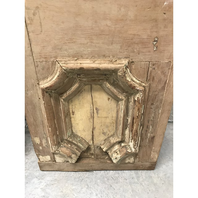 Late 19th Century 19th Century Antique Victorian Pine Doors-a Pair For Sale - Image 5 of 13