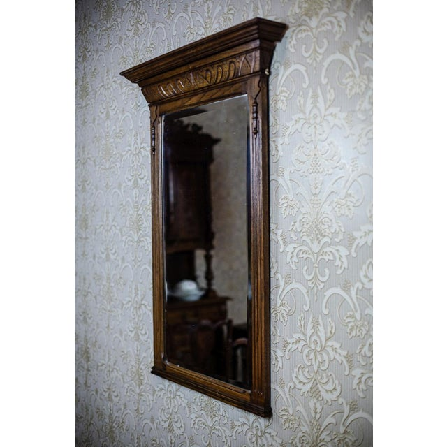Renaissance 19th-Century Neo-Renaissance Pier Glass For Sale - Image 3 of 8