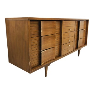 Vtg Mid Century Modern Johnson Carper For Sale