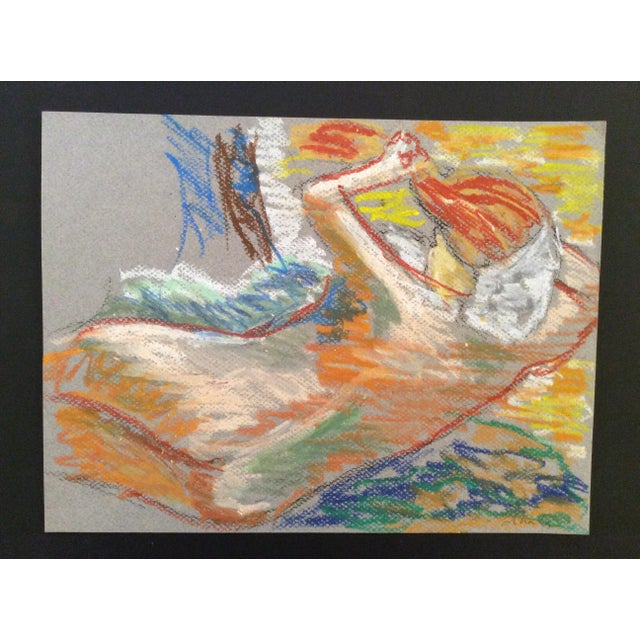From a group of pastels of French Impressionist scenes, some of which were dated 2009.