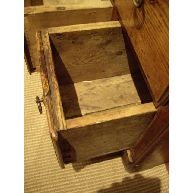 Early 19th Swiss Rustic Kitchen Commode For Sale - Image 4 of 10